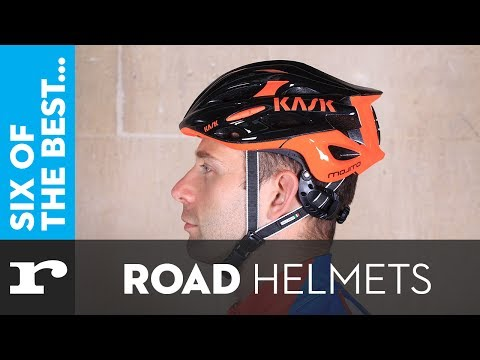 Six Of The Best Road Helmets