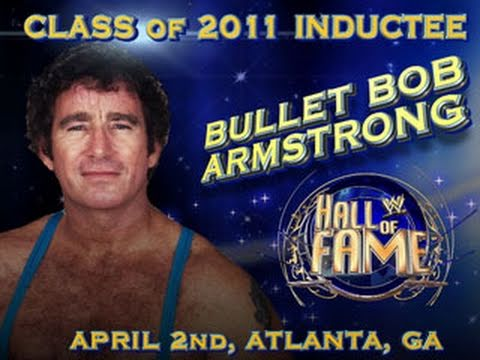 Hall of Fame: 2011 WWE Hall of Fame Inductee - Bob Armstrong