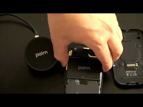 Palm Pre - Wireless Charging - Touch Stone