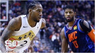 Kawhi, Paul George make the Clippers a top three team in the West – Bruce Bowen | SportsCenter