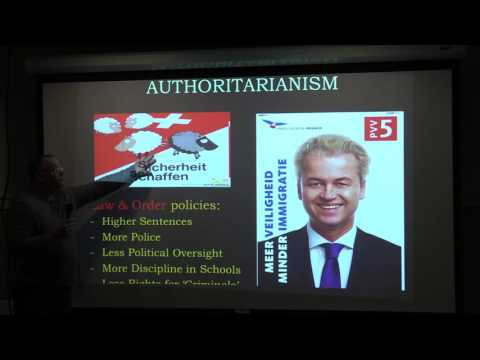 """Cas Mudde, """"From the Margin to the Mainstream: The Transformation of the Radical Right"""""""