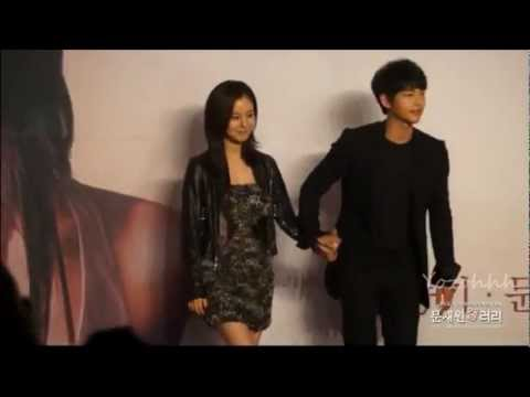 Song Joong Ki & Moon Chae Won _Cute Moment [MV] Ver.1