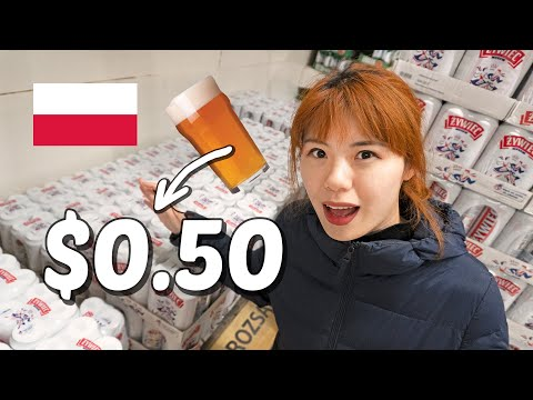 Warsaw is super cheap! - Cost of living in Poland