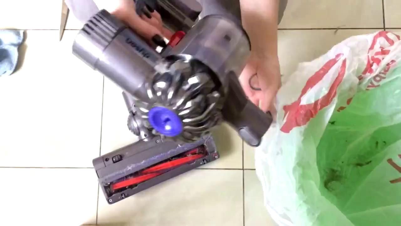 Как почистить пылесос дайсон пылесосы дайсон отзывы покупателей
