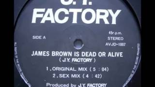 J.Y. Factory - James Brown Is Dead Or Alive