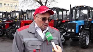 Agropiese TGR дарит канистру моторного масла и предлагает скидку до 19 000 леев на тракторы Belarus