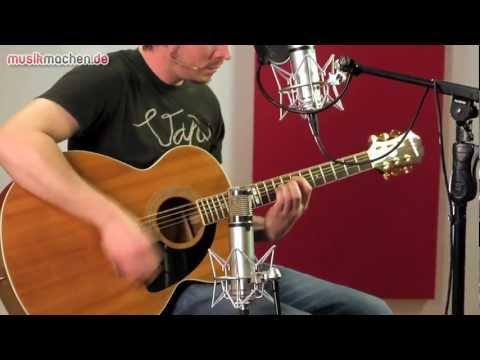 Miktek CV4 & C7 im Videotest auf MusikMachen.de