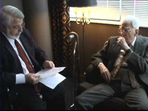 Ronald Coase Interview with CEI Founder Fred Smith