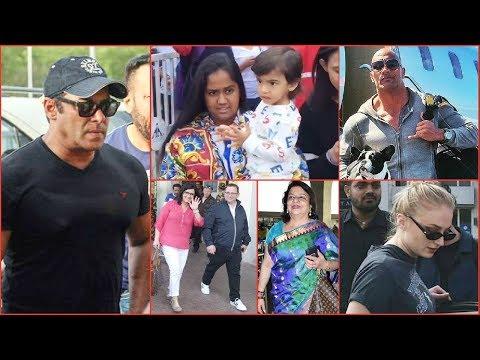 Bollywood Hollywood Stars Arrived For Priyanka Nick Wedding In Jodhpur