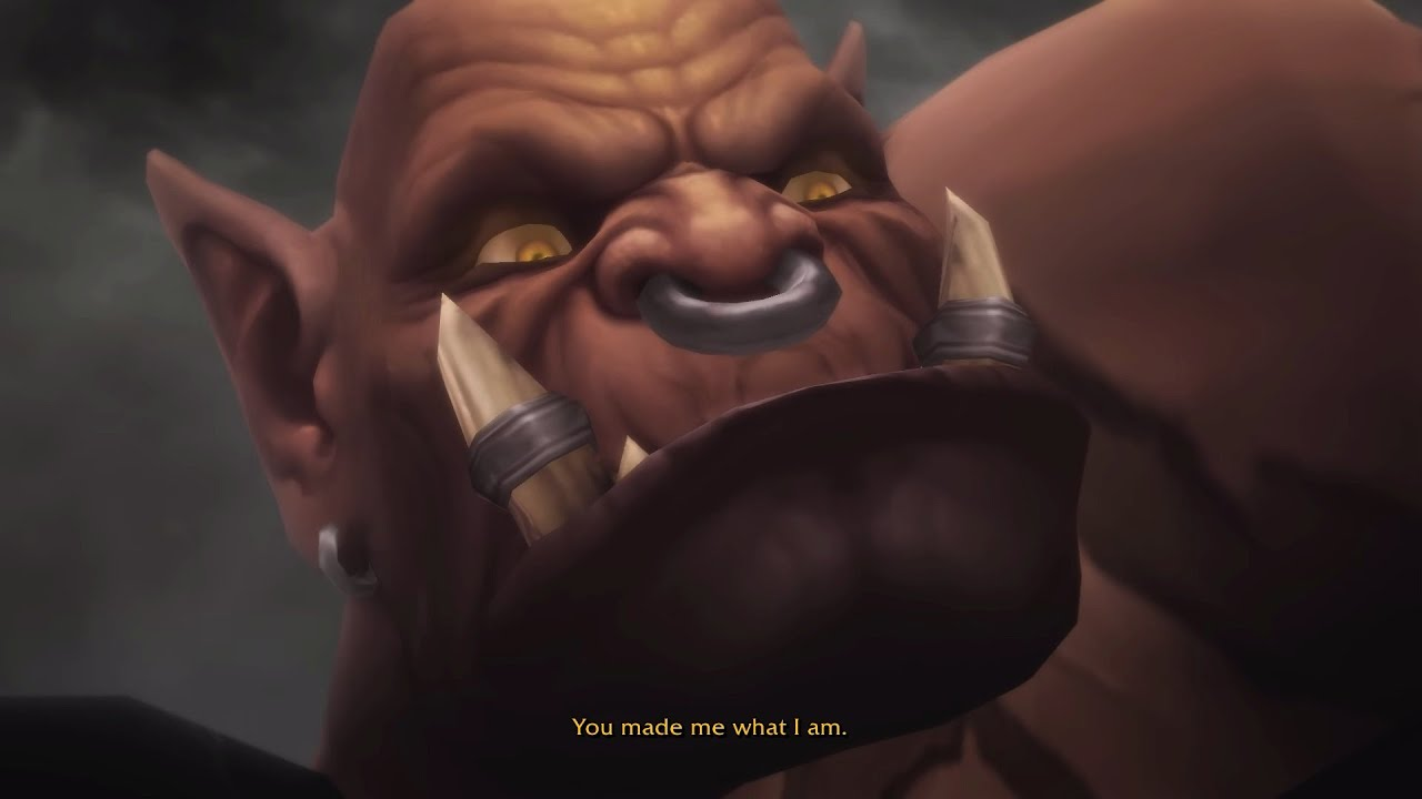 Download The Story of Garrosh Hellscream - Full Version [Lore]