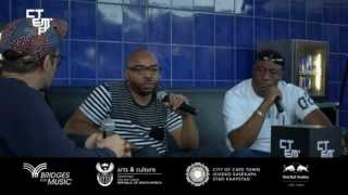OCTAVE ONE interview by Red Bull Studios, South Africa