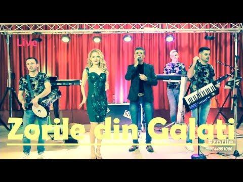 Zorile din Galati - Fata cu rochita mov #remix #2k19 #live