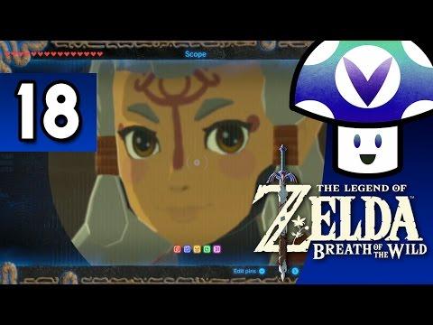 [Vinesauce] Vinny - Zelda: Breath of the Wild (part 18) + Art!