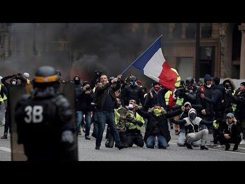 هل ستتحول حركة السترات الصفراء إلى ثورة؟  - نشر قبل 8 ساعة
