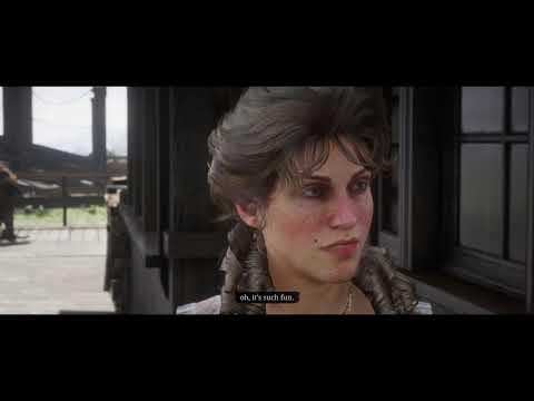 *SPOILER* Post Epilogue Encounters - Red Dead Redemption 2