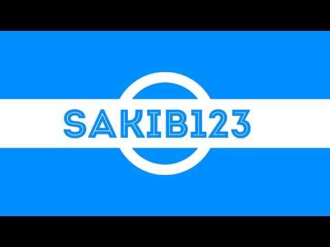 [Blender] 2D Chill Intro | Sakib123