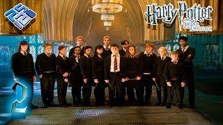 Гарри Поттер и Орден Феникса PCSX2 прохождение на геймпаде часть 2 Выполняем всё подряд