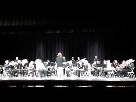 """South Vermillion High School Concert Band performing """"Billie Jean"""" by Michael Jackson."""