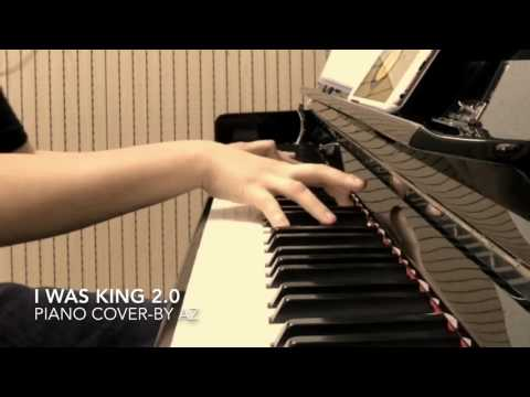 ONE OK ROCK-I Was King(piano cover 2.0)