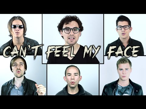 Accent - Can't Feel My Face (The Weeknd Cover)