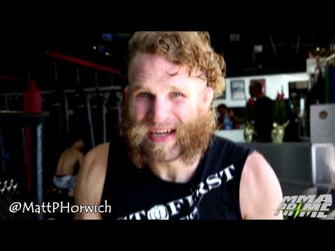 MMA Fighter Matt Horwich Talks Multi-Universe And Limitless Potential