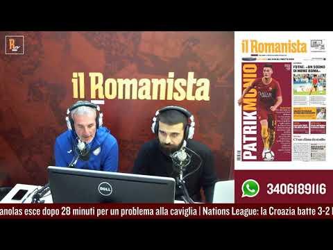 """Daniele Lo Monaco: """"La Roma Di Di Fra, Il Mercato E Le Ultime Sullo Stadio"""""""