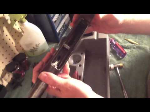 SOLVED: How to disassemble a model 11 remington shot gun - Fixya