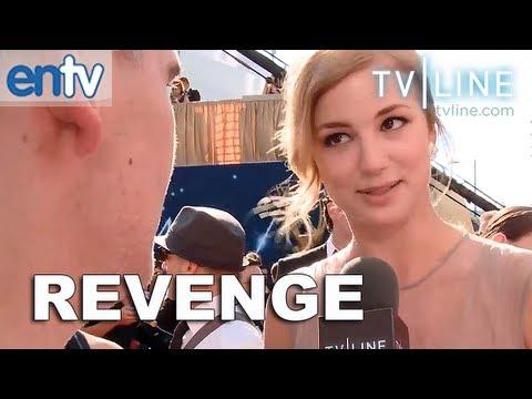 EMMYS 2012: Revenge's Emily VanCamp, Season 2 Spoilers & More! ENTV