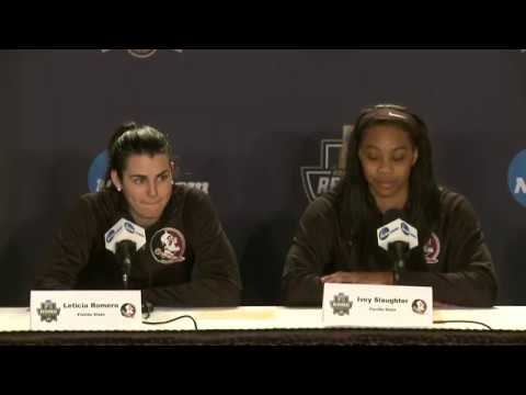 News Conference: FSU vs. Oregon State Sweet Sixteen Postgame