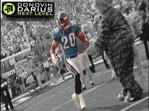 Jacksonville Jaguars Donovin Darius Next Level Youth Football Camps