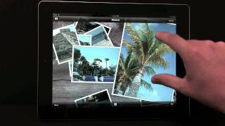 Play Interactive Slideshows with your Music Library on Photo Table for iPad thumbnail