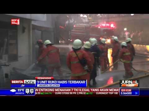 Satu Orang Tewas dalam Kebakaran Ruko di Cilandak thumbnail