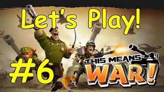 This Means WAR! Let's Play #6 - Command Center 7 Base Design + Farming + 3 Star Banshee