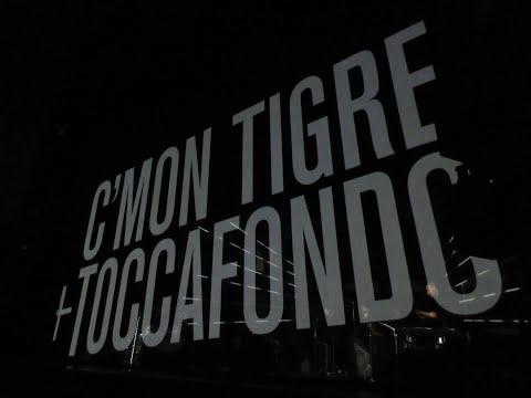 C'MON TIGRE+TOCCAFONDO LIVE CLIPS CONCERT @ TEATRO DELL'ARTE MILANO JAZZMI 2020 - 24 OCTOBER 2020