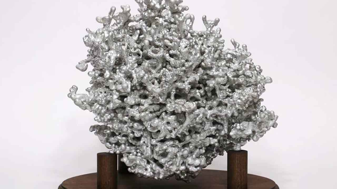 Incredible Objects Made Out Of Aluminum Foil