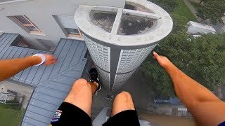 Parkour and Freerunning 2019 - Crazy Stunts