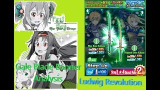 SAO:MD Gale Blade Banner Analysis - Does Anni Leafa Stand a Chance???