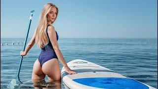 Крым РАЗГАР СЕЗОНА  Посчитаем отдыхающих на пляже ВАСИЛИ Балаклава