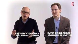 France 2 | Après Hitler : interview d'Olivier Wieviorka et David Korn-Brzoza