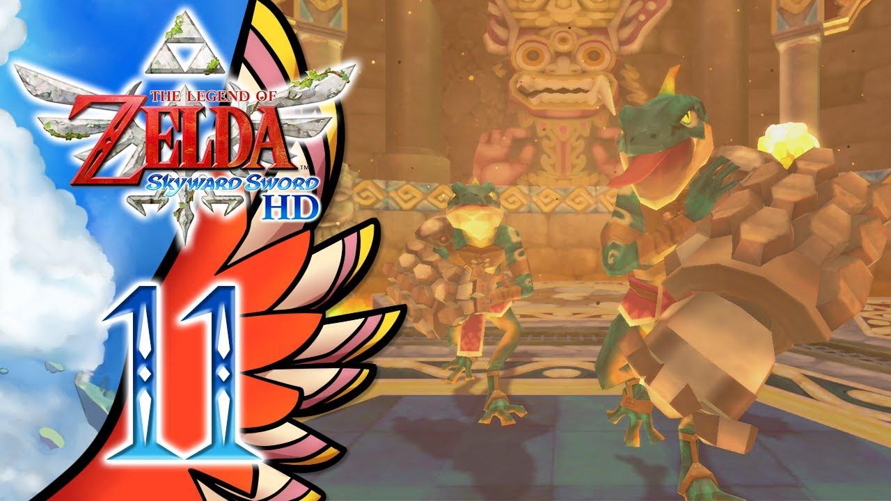The Legend of Zelda: Skyward Sword HD ITA [Parte 11 - Santuario della Terra]