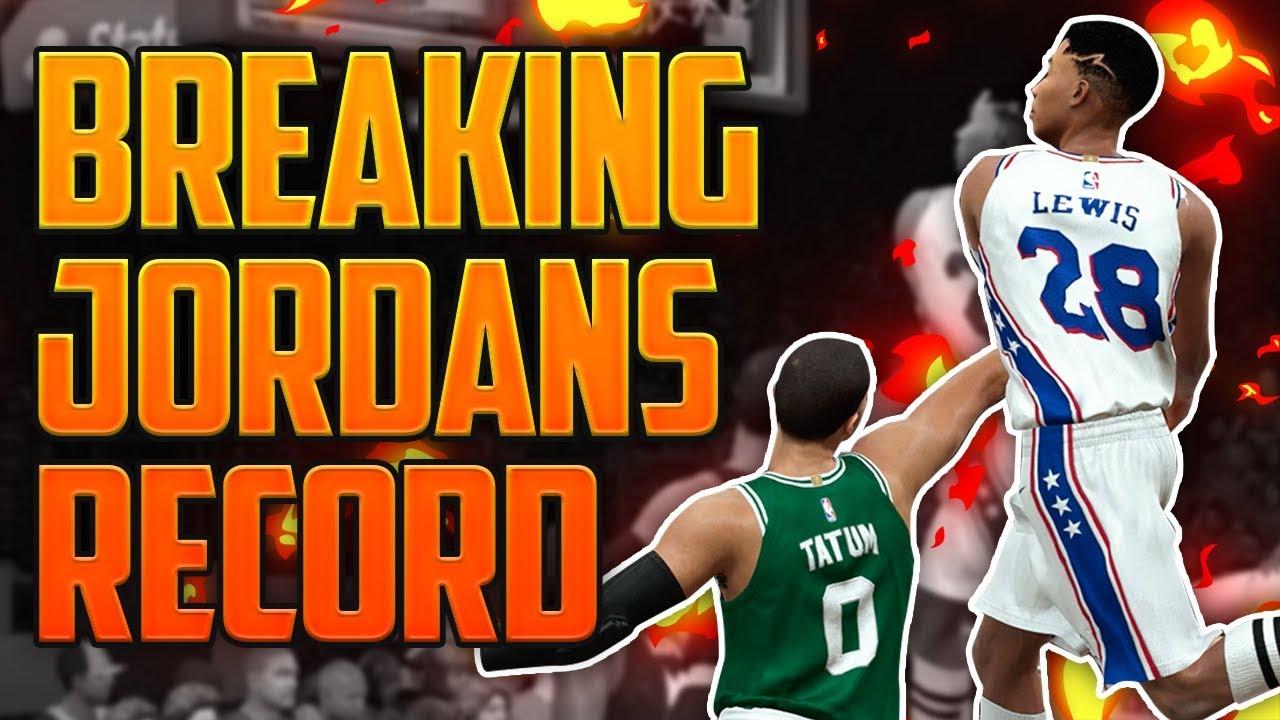 can-we-break-michael-jordan-s-scoring-record-nba-2k18-mycareer