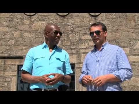 GlobeTrotter Jon Haggins TV in Montalegre, Portugal