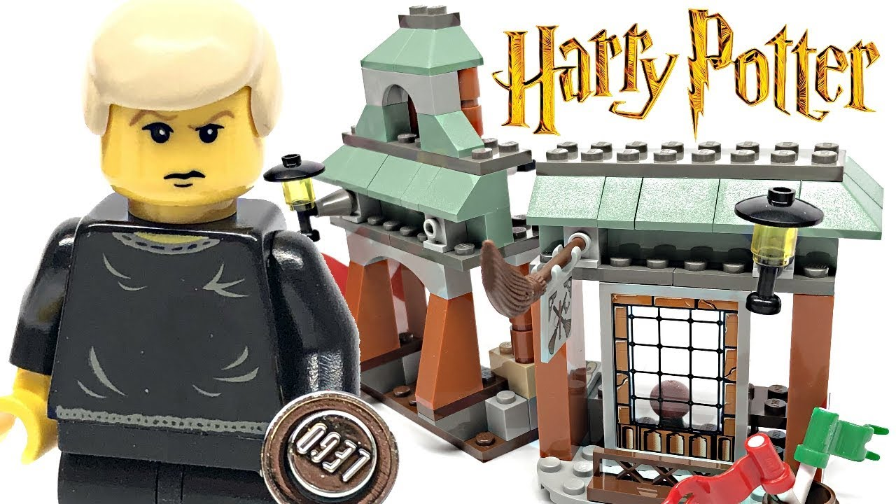 NO BOX HARRY POTTER QUALITY QUIDDITCH SUPPLIES 2003 LEGO 4719