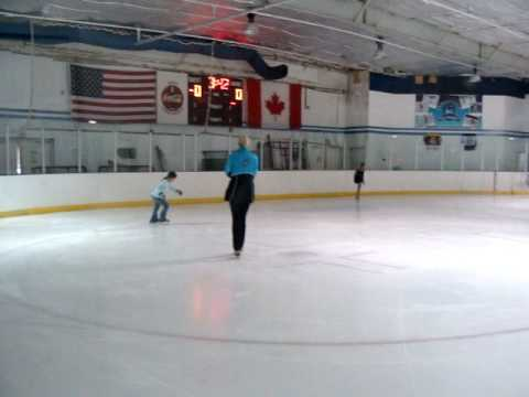 CIA Go for the Gold - Madison N 1st Private Lesson
