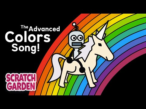 The Advanced Colors Song | Scratch Garden