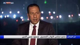 ولي العهد السعودي يعقد مباحثات مع الرئيس المصري في القاهرة