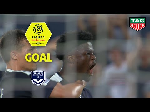 Goal Josh MAJA (70') / Girondins de Bordeaux - Montpellier Hérault SC (1-1) (GdB-MHSC) / 2019-20