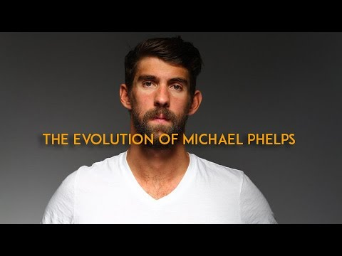 Short Documentary | The Evolution Of Michael Phelps | 2016 HD