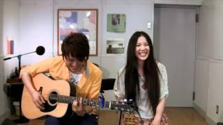 http://goosehouse.jp ギター:工藤秀平 ボーカル:工藤秀平、沙夜香.