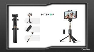 Selfie Stick na wypasie - od BlitzWolfa